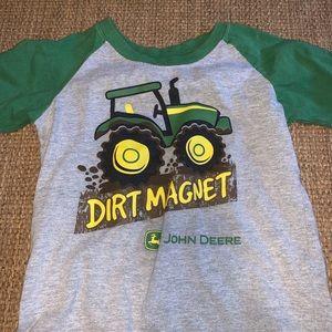 John Deere T-shirt 3t